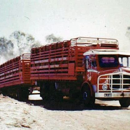 Aec Diamontina Transport Qld