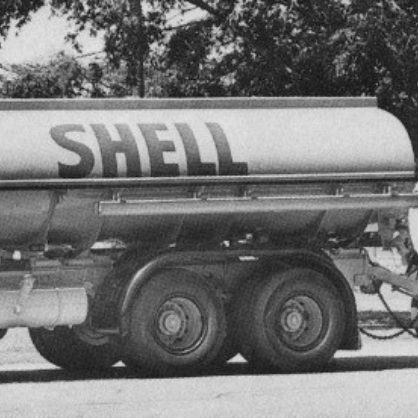 The Shell Companys Aec Mammoth